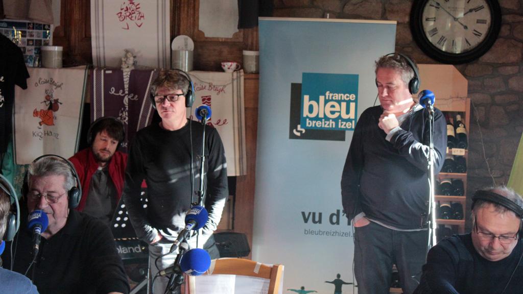 France bleu Breizh Izel en direct du Ty Forn